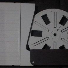 Cinema: SUPER 8 ++ BOBINA VACÍA DE 240 METROS EN SU ESTUCHE ++ . Lote 196562403