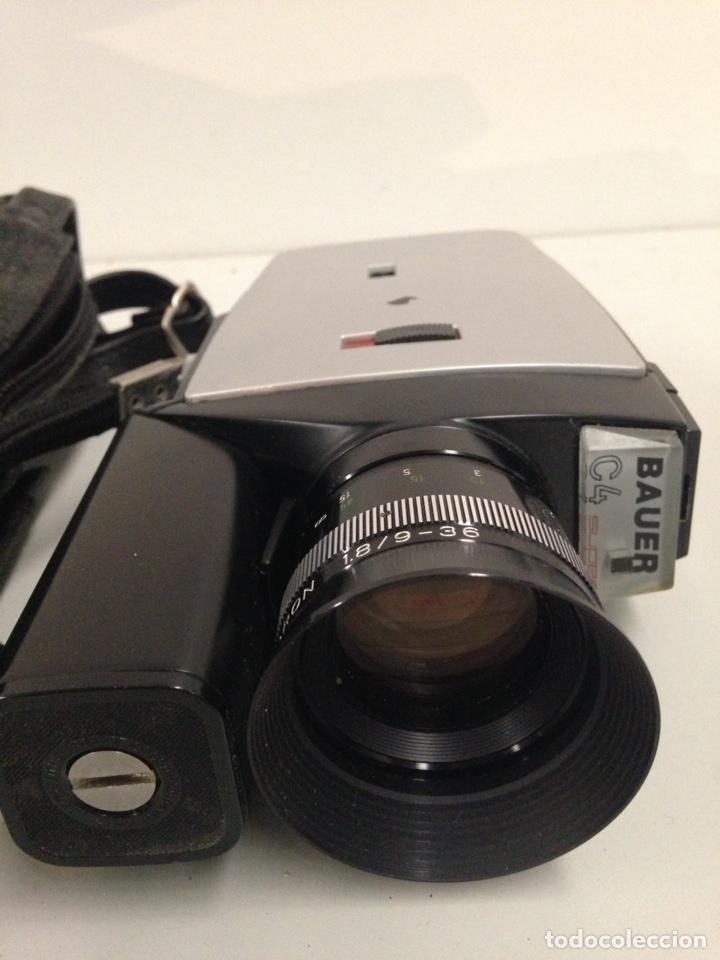 Cine: Bauer C4 Super 8 Camera - Foto 2 - 196810613