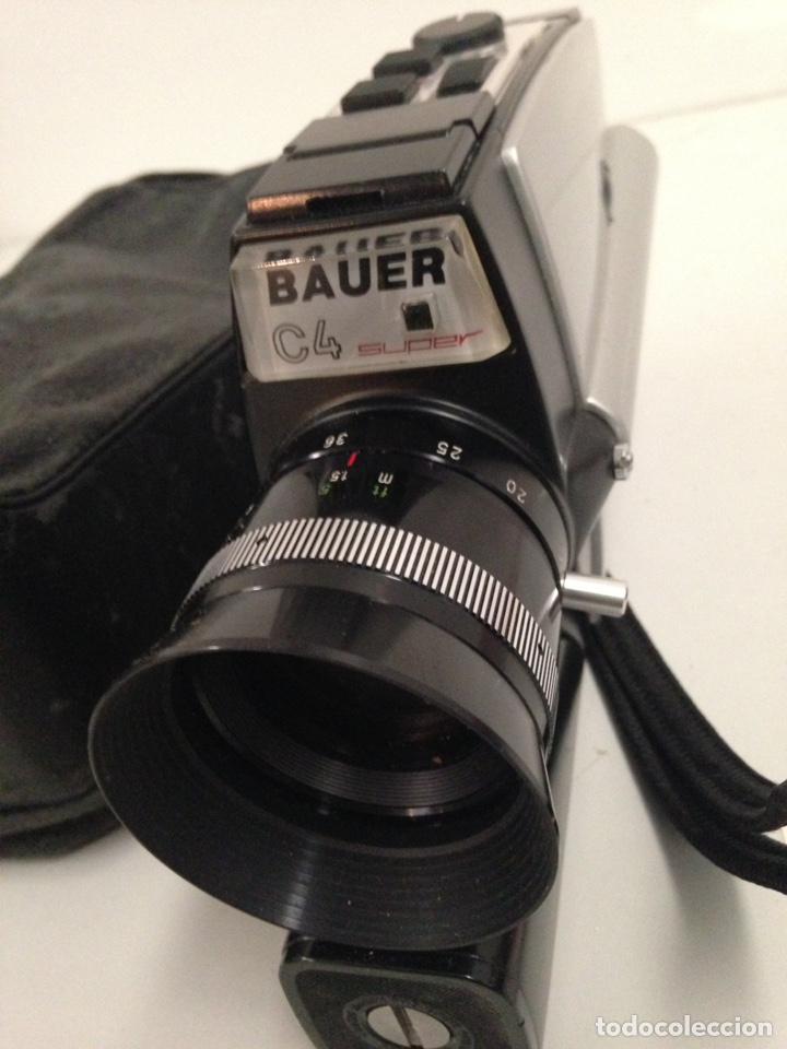 Cine: Bauer C4 Super 8 Camera - Foto 3 - 196810613