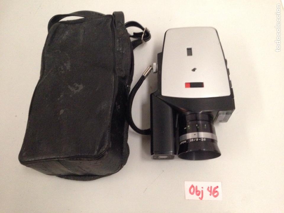 BAUER C4 SUPER 8 CAMERA (Cine - Películas - Super 8 mm)