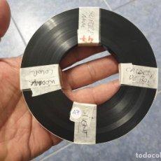 Cine: ANTIGUA ROLLO PELÍCULA FILMACIONES AMATEUR- CALDES DE BOI-AÑOS 70 SUPER 8 MM, RETRO VINTAGE FILM. Lote 197813278