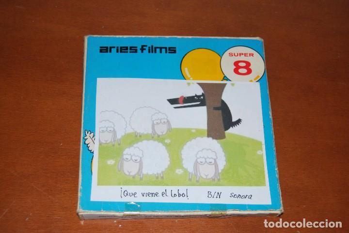 D .ANIMADOS B/N Y COLOR EN 120 MTS (Cine - Películas - Super 8 mm)