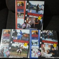 Cine: SUPER 8 ++ LA DANZA DE LA PANTERA BORRACHA +MJ+ MEDIOMETRAJE 3X120 METROS SONIDO CASTELLANO. Lote 199898733