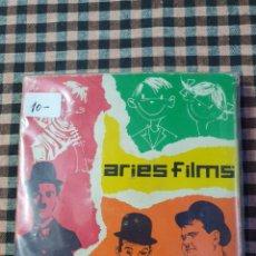 Cine: PELÍCULA DE LAUREL & HARDY LOS DESHOLLINADOR, SONORA SUPER 8, ARIES FILMS.. Lote 204604446