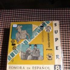 Cine: PELÍCULA SUPER 8 SONORA EN ESPAÑOL N° 2035, JAIMITO EXPLORADOR, BOBINA GRANDE, ARIES.. Lote 204641456