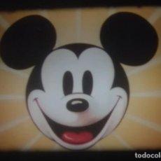 Cine: SUPER 8 ++ MICKEY'S FIRE BRIGADE. LA BRIGADA DE BOMBEROS DE MICKEY++ 60METROS DERANN. DISNEY. 1935. Lote 206507982