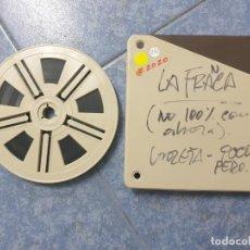 Cine: BOBINA-FILMACIONES AMATEUR ( LA FRANCA-CABEZÓN DE LA SAL ) AÑOS 80-SUPER 8MM. Lote 207061653