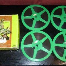 Cine: SKATEBOARD - LEIF GARRETT - LARGOMETRAJE SUPER 8 MM 4 X 180 M. Lote 207240593
