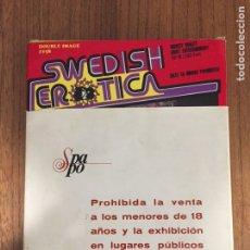 Cine: SWEDISH EROTICA - PELICULA - PORNO 8MM - AÑOS 1970 - SUECAS - SONORA A COLOR #158. Lote 208924640
