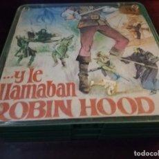 Cine: Y LE LLAMABAN ROBIN HOOD PELICULA SUPER 8 ROBINHOOD. Lote 208988065