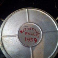 Cine: PELICULA SUPER 8 MM REPORTAGE FALLAS 1959. Lote 209100698