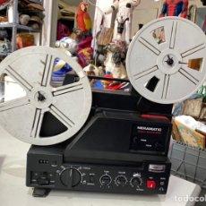 Cine: PROYECTOR SUPER 8 NERAMATIC SUPER SOUND 600 - JAPAN - FUNCIONA. Lote 209771132