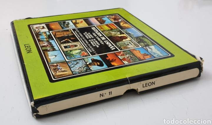 Cine: SUPER 8 RETAZOS DE ESPAÑA N°11 LEON GUIA TURISTICA - Producciones Cinematograficas Logar, 1980s - Foto 6 - 210617883