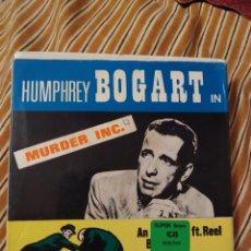 Cine: SUPER 8 HUMPHREY BOGART IN MURDER INC. Lote 210697427