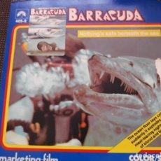 Cine: BARRACUDA (405-2). Lote 210735586