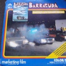 Cine: BARRACUDA (405-3). Lote 210736101