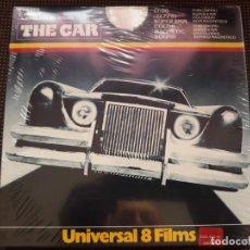 Cine: EL ASESINO INVISIBLE: THE CAR (PRECINTADA). Lote 210749195