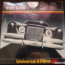 Cine: EL ASESINO INVISIBLE: THE CAR (PRECINTADA). Lote 211451046