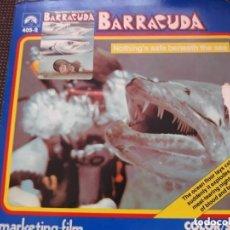 Cine: BARRACUDA (405-2). Lote 211451519