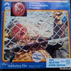 Cine: PROFECIA MALDITA (SELECCION 413-4 / PRECINTADA). Lote 211451804