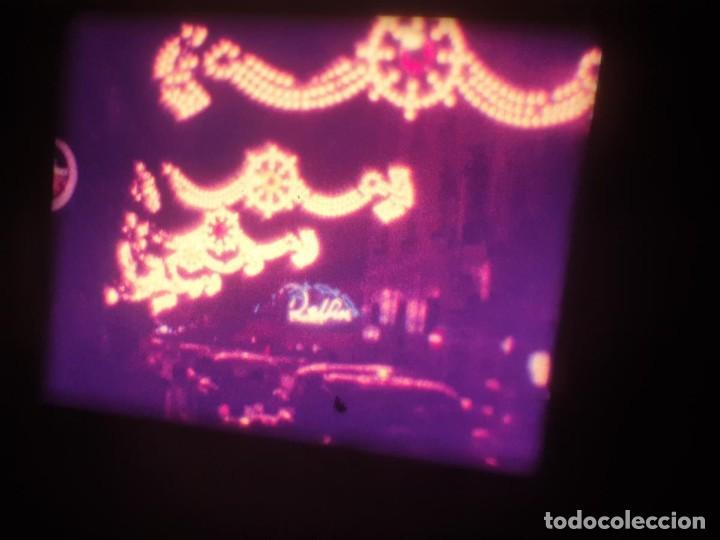 Cine: ANTIGUA BOBINA-DE PELÍCULA-FILMACIONES AMATEUR-FOGUERES-SANT JOAN (1973) SUPER 8 MM, RETRO FILM - Foto 3 - 212835668