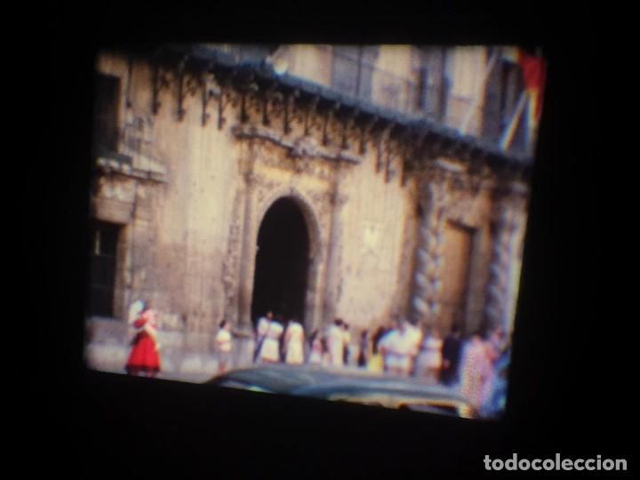 Cine: ANTIGUA BOBINA-DE PELÍCULA-FILMACIONES AMATEUR-FOGUERES-SANT JOAN (1973) SUPER 8 MM, RETRO FILM - Foto 6 - 212835668