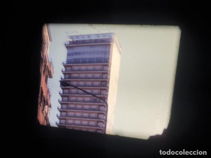 Cine: ANTIGUA BOBINA-DE PELÍCULA-FILMACIONES AMATEUR-FOGUERES-SANT JOAN (1973) SUPER 8 MM, RETRO FILM - Foto 11 - 212835668
