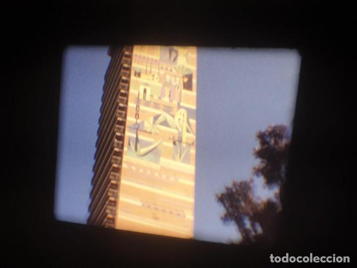 Cine: ANTIGUA BOBINA-DE PELÍCULA-FILMACIONES AMATEUR-FOGUERES-SANT JOAN (1973) SUPER 8 MM, RETRO FILM - Foto 17 - 212835668
