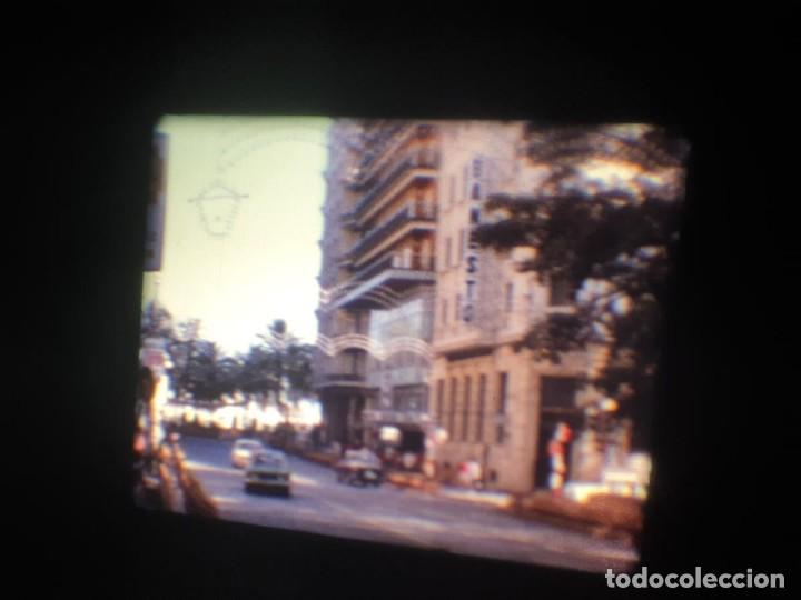 Cine: ANTIGUA BOBINA-DE PELÍCULA-FILMACIONES AMATEUR-FOGUERES-SANT JOAN (1973) SUPER 8 MM, RETRO FILM - Foto 18 - 212835668