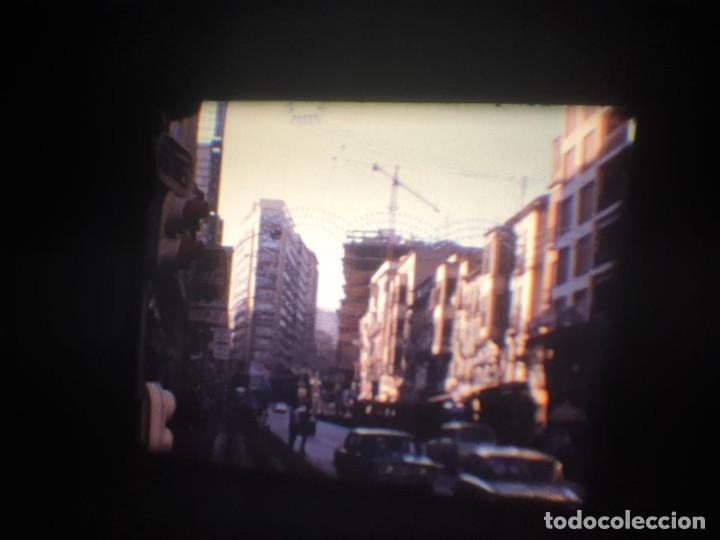 Cine: ANTIGUA BOBINA-DE PELÍCULA-FILMACIONES AMATEUR-FOGUERES-SANT JOAN (1973) SUPER 8 MM, RETRO FILM - Foto 19 - 212835668