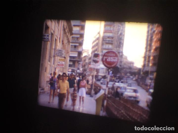 Cine: ANTIGUA BOBINA-DE PELÍCULA-FILMACIONES AMATEUR-FOGUERES-SANT JOAN (1973) SUPER 8 MM, RETRO FILM - Foto 20 - 212835668