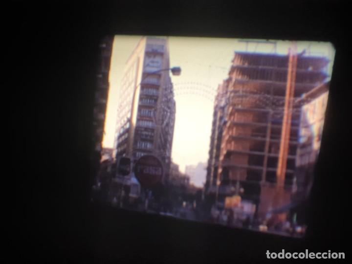 Cine: ANTIGUA BOBINA-DE PELÍCULA-FILMACIONES AMATEUR-FOGUERES-SANT JOAN (1973) SUPER 8 MM, RETRO FILM - Foto 22 - 212835668