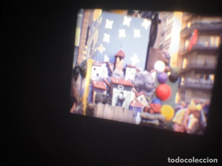 Cine: ANTIGUA BOBINA-DE PELÍCULA-FILMACIONES AMATEUR-FOGUERES-SANT JOAN (1973) SUPER 8 MM, RETRO FILM - Foto 26 - 212835668