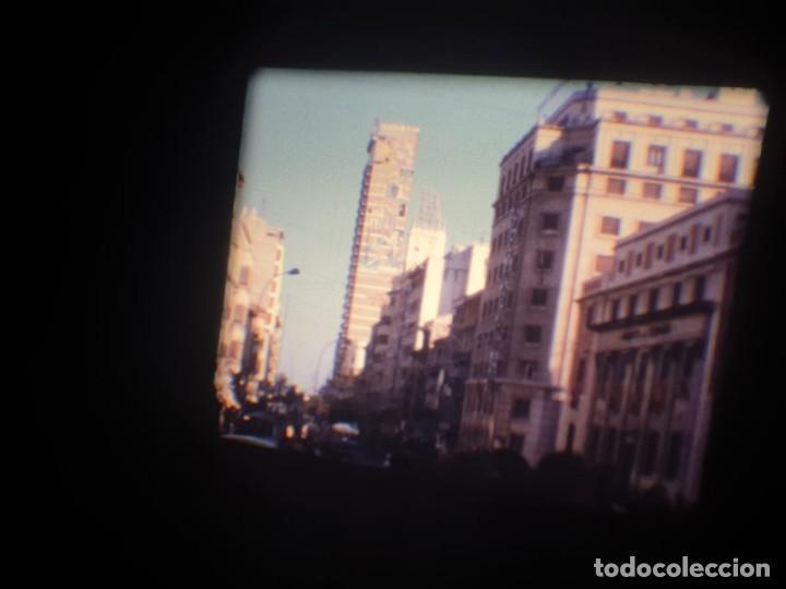 Cine: ANTIGUA BOBINA-DE PELÍCULA-FILMACIONES AMATEUR-FOGUERES-SANT JOAN (1973) SUPER 8 MM, RETRO FILM - Foto 28 - 212835668