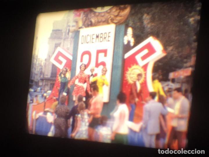Cine: ANTIGUA BOBINA-DE PELÍCULA-FILMACIONES AMATEUR-FOGUERES-SANT JOAN (1973) SUPER 8 MM, RETRO FILM - Foto 35 - 212835668