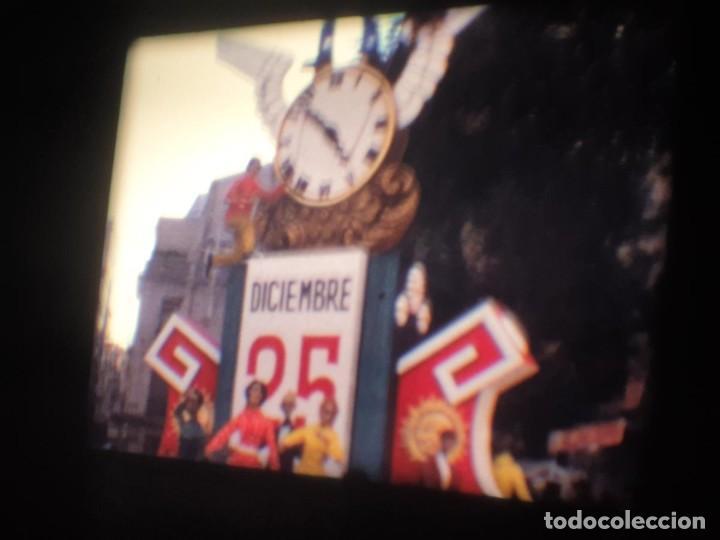 Cine: ANTIGUA BOBINA-DE PELÍCULA-FILMACIONES AMATEUR-FOGUERES-SANT JOAN (1973) SUPER 8 MM, RETRO FILM - Foto 36 - 212835668