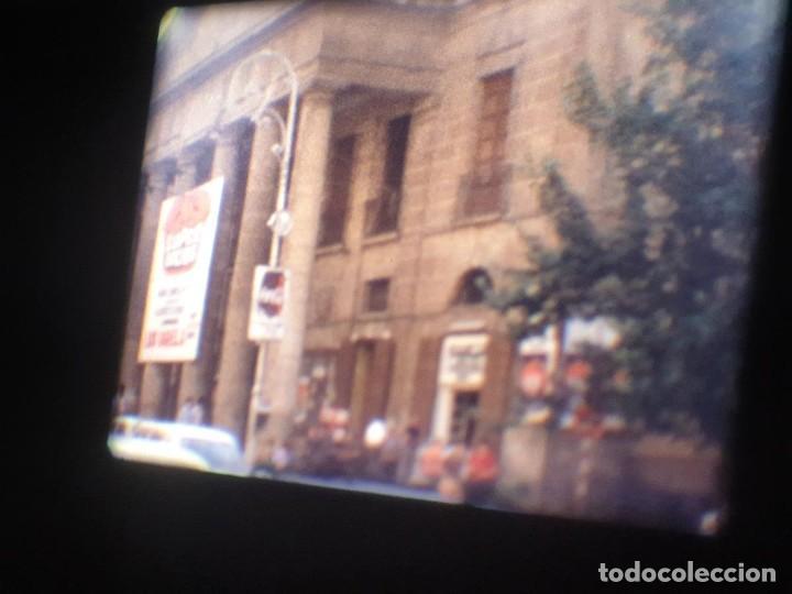 Cine: ANTIGUA BOBINA-DE PELÍCULA-FILMACIONES AMATEUR-FOGUERES-SANT JOAN (1973) SUPER 8 MM, RETRO FILM - Foto 37 - 212835668
