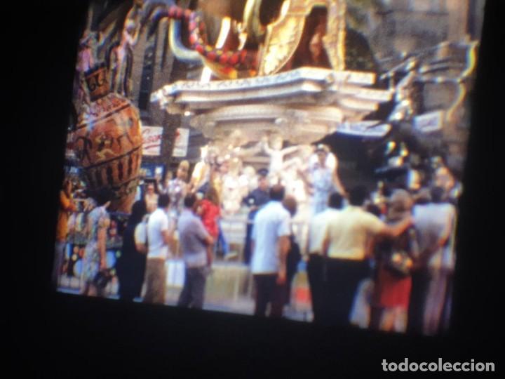 Cine: ANTIGUA BOBINA-DE PELÍCULA-FILMACIONES AMATEUR-FOGUERES-SANT JOAN (1973) SUPER 8 MM, RETRO FILM - Foto 40 - 212835668
