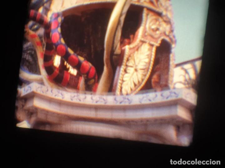 Cine: ANTIGUA BOBINA-DE PELÍCULA-FILMACIONES AMATEUR-FOGUERES-SANT JOAN (1973) SUPER 8 MM, RETRO FILM - Foto 42 - 212835668