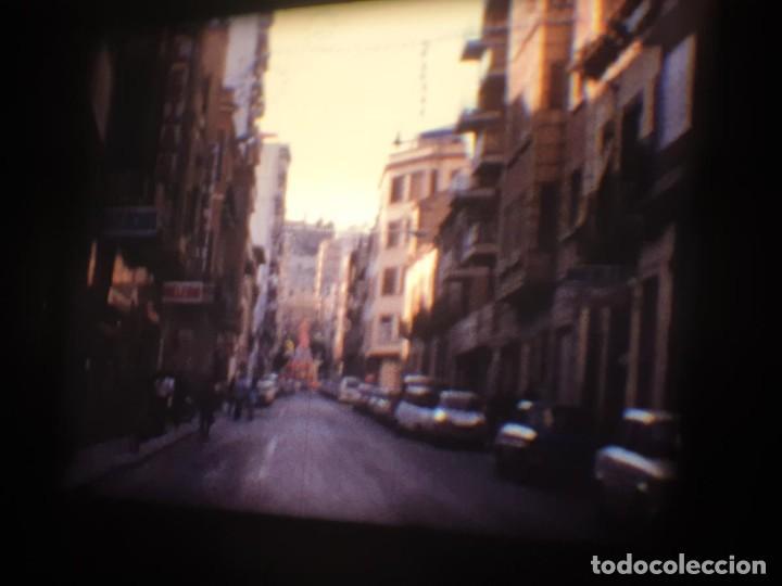 Cine: ANTIGUA BOBINA-DE PELÍCULA-FILMACIONES AMATEUR-FOGUERES-SANT JOAN (1973) SUPER 8 MM, RETRO FILM - Foto 46 - 212835668