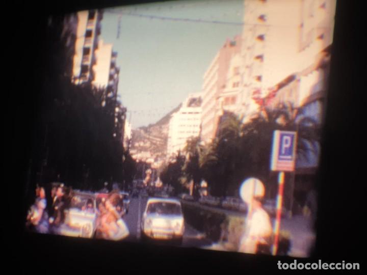 Cine: ANTIGUA BOBINA-DE PELÍCULA-FILMACIONES AMATEUR-FOGUERES-SANT JOAN (1973) SUPER 8 MM, RETRO FILM - Foto 47 - 212835668