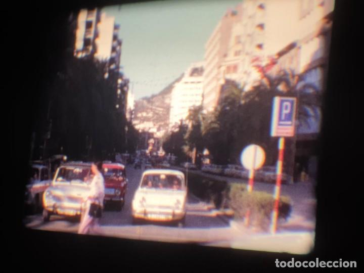 Cine: ANTIGUA BOBINA-DE PELÍCULA-FILMACIONES AMATEUR-FOGUERES-SANT JOAN (1973) SUPER 8 MM, RETRO FILM - Foto 48 - 212835668