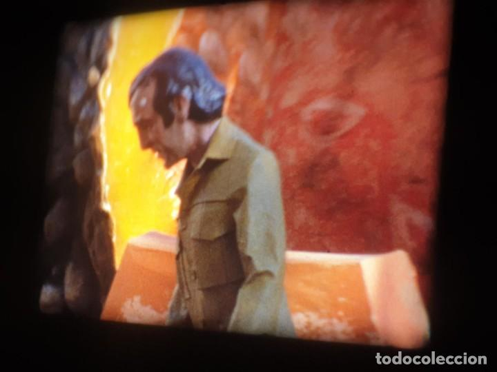 Cine: ANTIGUA BOBINA-DE PELÍCULA-FILMACIONES AMATEUR-FOGUERES-SANT JOAN (1973) SUPER 8 MM, RETRO FILM - Foto 49 - 212835668