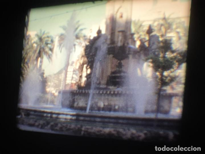 Cine: ANTIGUA BOBINA-DE PELÍCULA-FILMACIONES AMATEUR-FOGUERES-SANT JOAN (1973) SUPER 8 MM, RETRO FILM - Foto 55 - 212835668