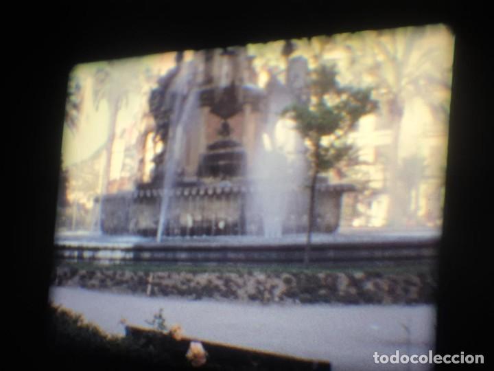Cine: ANTIGUA BOBINA-DE PELÍCULA-FILMACIONES AMATEUR-FOGUERES-SANT JOAN (1973) SUPER 8 MM, RETRO FILM - Foto 57 - 212835668
