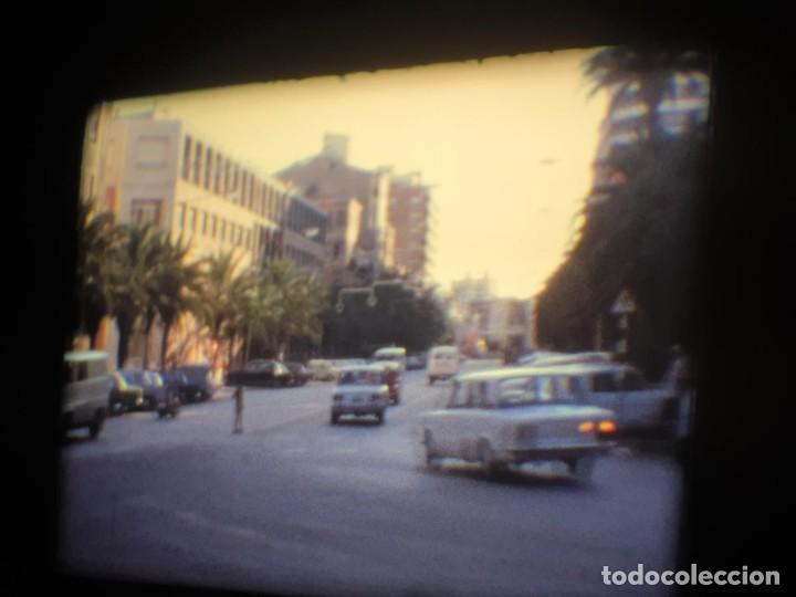 Cine: ANTIGUA BOBINA-DE PELÍCULA-FILMACIONES AMATEUR-FOGUERES-SANT JOAN (1973) SUPER 8 MM, RETRO FILM - Foto 58 - 212835668
