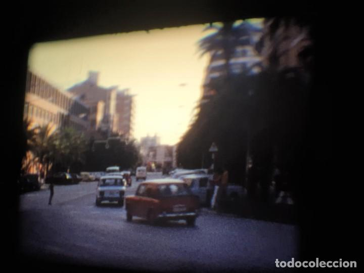 Cine: ANTIGUA BOBINA-DE PELÍCULA-FILMACIONES AMATEUR-FOGUERES-SANT JOAN (1973) SUPER 8 MM, RETRO FILM - Foto 59 - 212835668