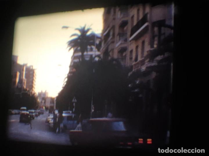 Cine: ANTIGUA BOBINA-DE PELÍCULA-FILMACIONES AMATEUR-FOGUERES-SANT JOAN (1973) SUPER 8 MM, RETRO FILM - Foto 60 - 212835668