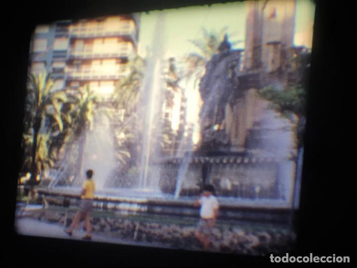 Cine: ANTIGUA BOBINA-DE PELÍCULA-FILMACIONES AMATEUR-FOGUERES-SANT JOAN (1973) SUPER 8 MM, RETRO FILM - Foto 62 - 212835668