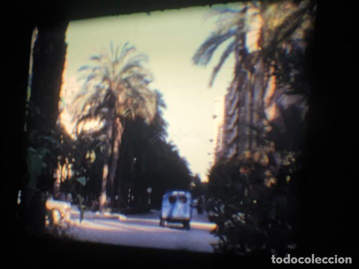 Cine: ANTIGUA BOBINA-DE PELÍCULA-FILMACIONES AMATEUR-FOGUERES-SANT JOAN (1973) SUPER 8 MM, RETRO FILM - Foto 63 - 212835668
